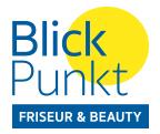 FRISEUR & BEAUTY ::. BlickPunkt Logo